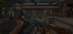 Скриншот из игры кс го ak47 fire serpent